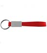 01082-01 - Leather Strap Key Tag