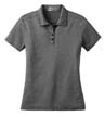 474455 - Ladies' Dri-Fit Heather Polo