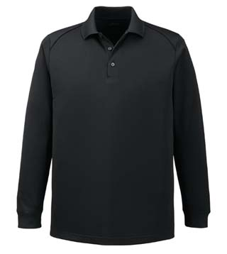 Men's Armour Eperformance Snag Protection Long Sleeve Polo
