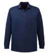 85111 - Men's Armour Eperformance Snag Protection Long Sleeve Polo
