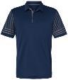 A490 - Striped Sleeve Sport Shirt