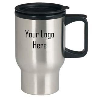 Stainless Steel Trip Mug 14 oz.