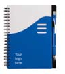 BLK-ICO-092 - Color-Wave Notebook
