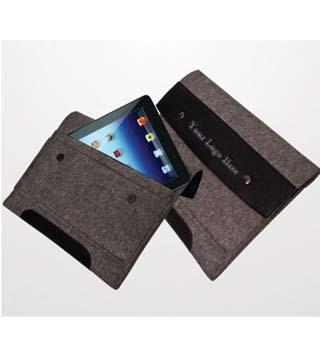 Faux Felt iPad Sleeve