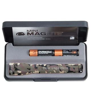 Mini Mag-Lite Flashlight - Camo
