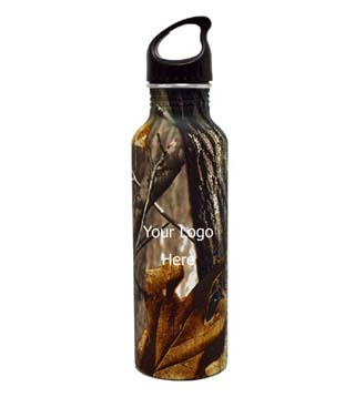 Wonder 25oz Aluminum Bottle - Camo