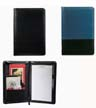BLK-L-004 - Windsor Reflections Jr. Zippered Padfolio