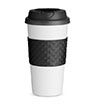 BLK-ICO-036 - Color Banded Coffee Cup