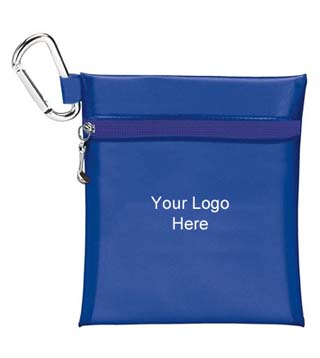 Large Golf Tee Pouch