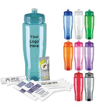 Sports Bottle Tee Kit