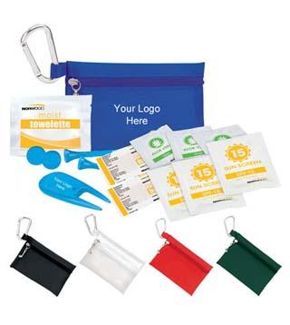 Golfers Sun Protection Kit