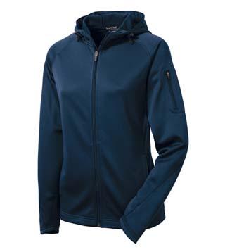 Ladies' Tech Fleece Full-Zip Hooded Jacket