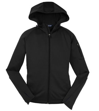 Ladies' Tech Fleece Full-Zip Hooded Jacket