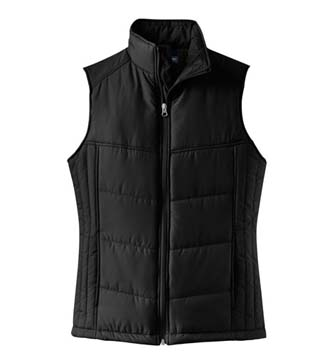 Ladies' Puffy Vest