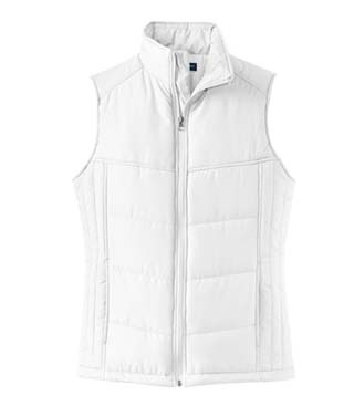Ladies' Puffy Vest