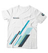 TK1-PC61W - Tektronix White 100% Cotton T-Shirt