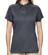 75117 - Ladies' Fluid Mélange Polo