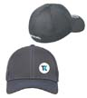 TK2024 - Tektronix New Era Stretch Mesh Contrast Stitch Cap
