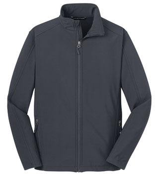 Men's Core Soft Shell Jacket -Tall
